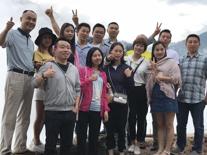 暂停,是为了更好地前行——bwinchina官网注册卓庆2018云南团建活动